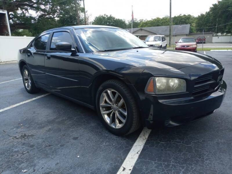 2008 Dodge Charger for sale at Allen's Friendly Auto Sales in Sanford FL