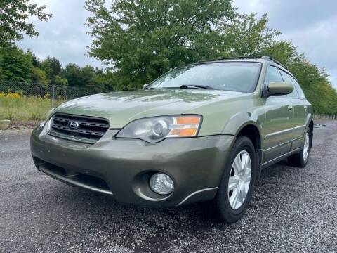 2005 Subaru Outback for sale at GOOD USED CARS INC in Ravenna OH