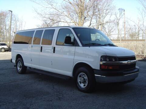 2015 Chevrolet Express Passenger for sale at Reliable Car-N-Care in Staten Island NY