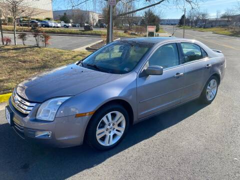 2007 Ford Fusion for sale at Dreams Auto Group LLC in Sterling VA