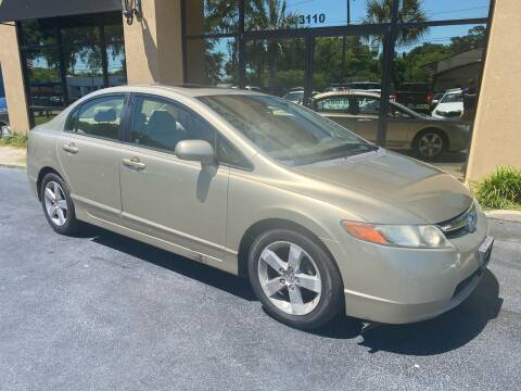 2008 Honda Civic for sale at Premier Motorcars Inc in Tallahassee FL