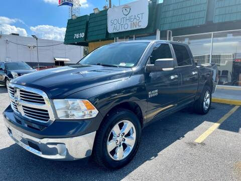 2015 RAM Ram Pickup 1500 for sale at Southeast Auto Inc in Baton Rouge LA