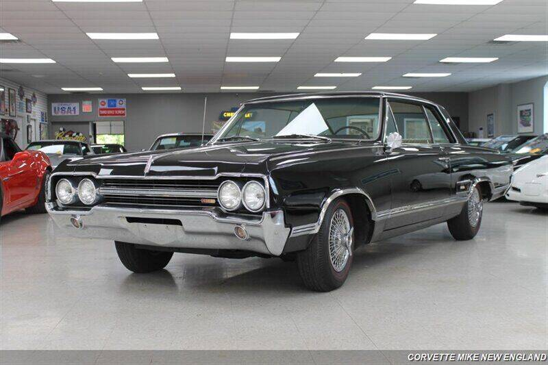 1965 Oldsmobile 442 for sale at Corvette Mike New England in Carver MA