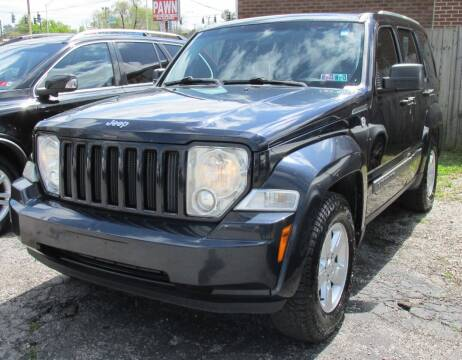 2011 Jeep Liberty for sale at Express Auto Sales in Lexington KY
