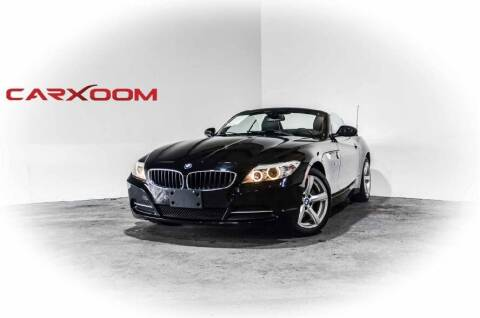2011 BMW Z4 for sale at CarXoom in Marietta GA
