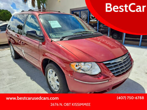 2005 Chrysler Town and Country for sale at BestCar in Kissimmee FL