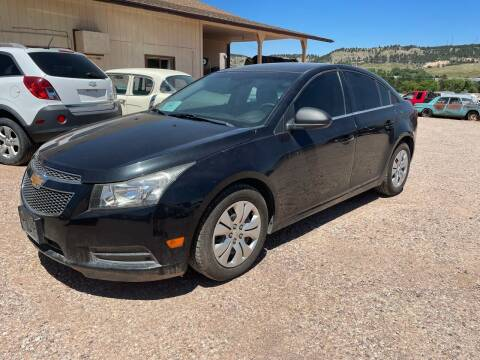 2012 Chevrolet Cruze for sale at Pro Auto Care in Rapid City SD