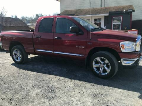 2008 Dodge Ram Pickup 1500 for sale at PENWAY AUTOMOTIVE in Chambersburg PA