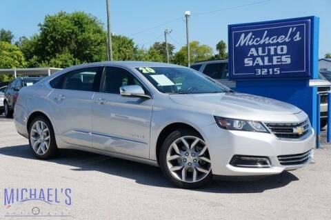 2020 Chevrolet Impala for sale at Michael's Auto Sales Corp in Hollywood FL