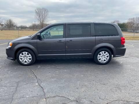2015 Dodge Grand Caravan for sale at Caruzin Motors in Flint MI
