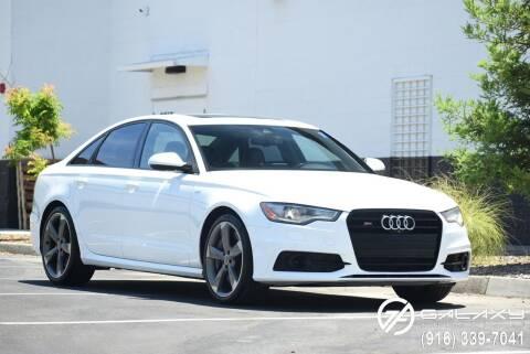 2014 Audi S6 for sale at Galaxy Autosport in Sacramento CA