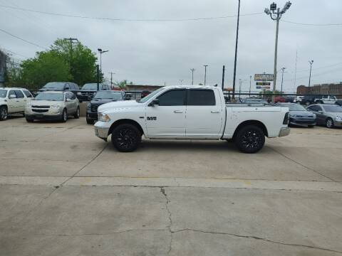 2014 RAM Ram Pickup 1500 for sale at Southwest Sports & Imports in Oklahoma City OK