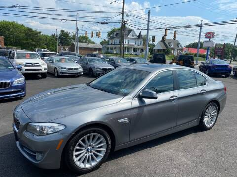 2011 BMW 5 Series for sale at Masic Motors, Inc. in Harrisburg PA