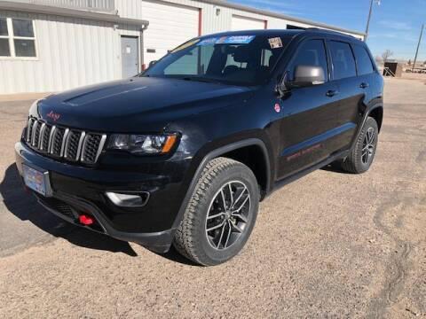 2018 Jeep Grand Cherokee for sale at Valley Auto Locators in Gering NE