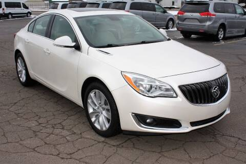 2014 Buick Regal for sale at LJ Motors in Jackson MI