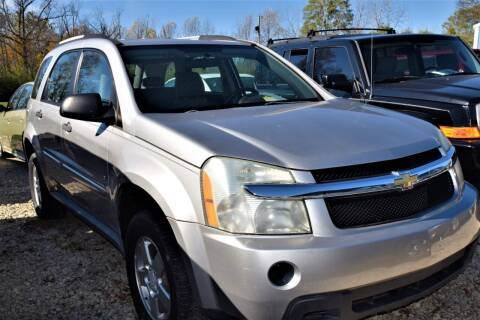 2007 Chevrolet Equinox for sale at PINNACLE ROAD AUTOMOTIVE LLC in Moraine OH