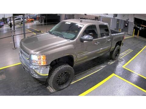 2012 Chevrolet Silverado 1500 for sale at Adams Auto Group Inc. in Charlotte NC