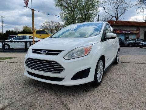 2013 Ford C-MAX Hybrid for sale at Lamarina Auto Sales in Dearborn Heights MI