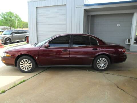 2005 Buick LeSabre for sale at C MOORE CARS in Grove OK