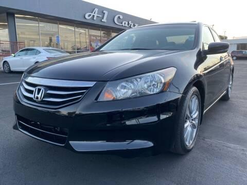 2012 Honda Accord for sale at A1 Carz, Inc in Sacramento CA