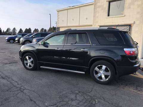 2012 GMC Acadia for sale at Diamond Motors in Pecatonica IL