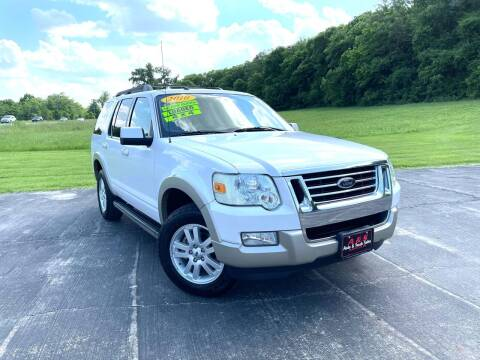 2010 Ford Explorer for sale at A & S Auto and Truck Sales in Platte City MO