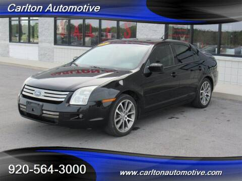 2008 Ford Fusion for sale at Carlton Automotive Inc in Oostburg WI