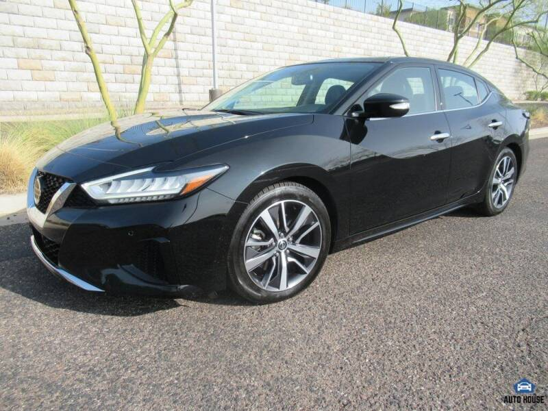 2019 Nissan Maxima for sale at AUTO HOUSE TEMPE in Tempe AZ