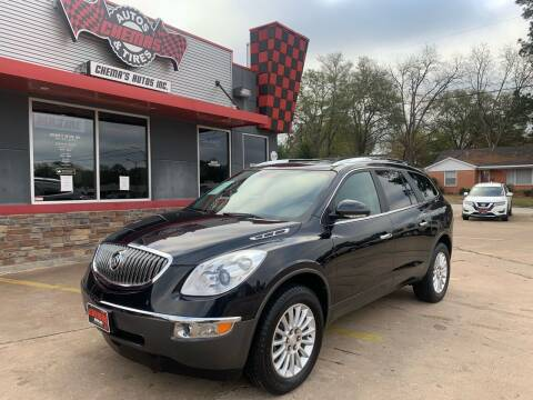 2012 Buick Enclave for sale at Chema's Autos & Tires in Tyler TX