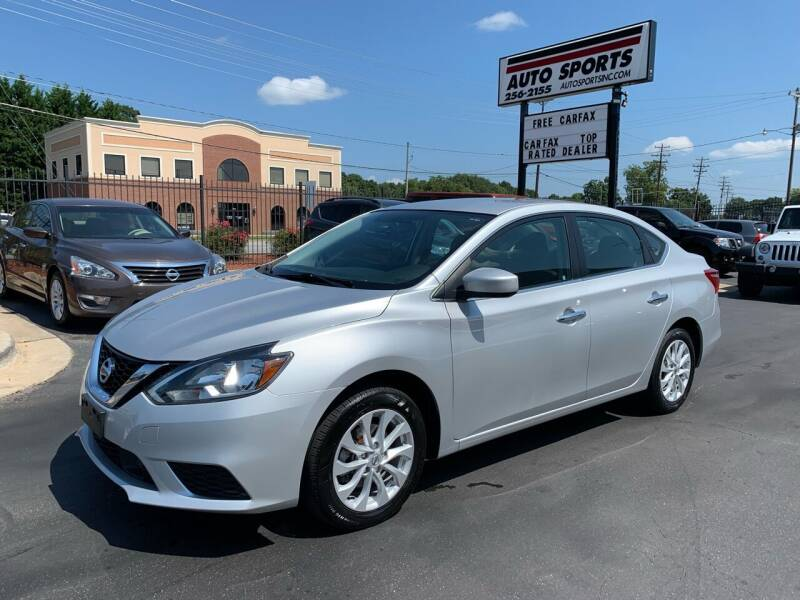 2018 Nissan Sentra for sale at Auto Sports in Hickory NC