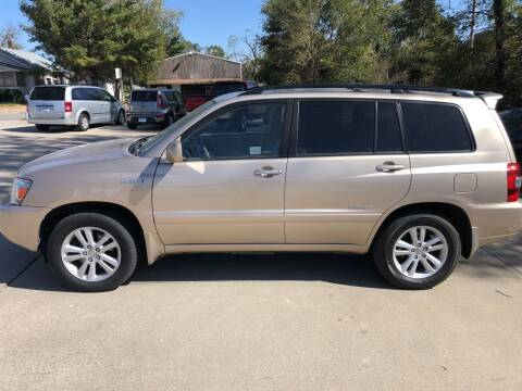 2007 Toyota Highlander Hybrid for sale at 6th Street Auto Sales in Marshalltown IA