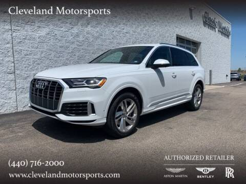 2020 Audi Q7 for sale at Drive Options in North Olmsted OH