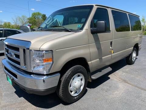 2008 Ford E-Series Wagon for sale at FREDDY'S BIG LOT in Delaware OH