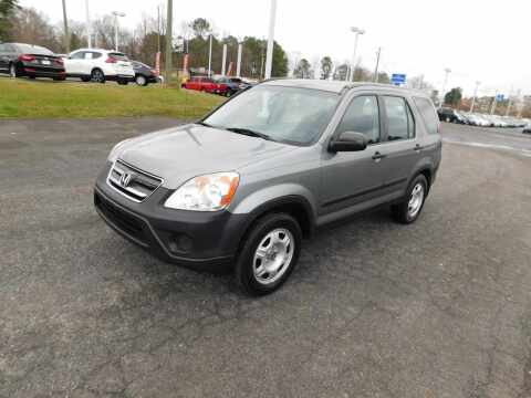 2005 Honda CR-V for sale at Paniagua Auto Mall in Dalton GA