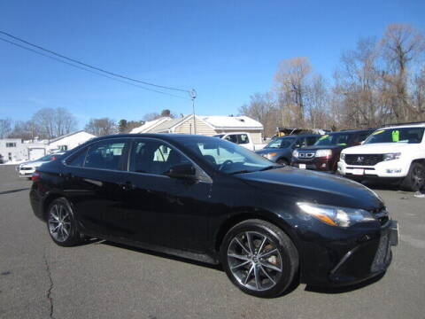 2016 Toyota Camry for sale at Auto Choice of Middleton in Middleton MA