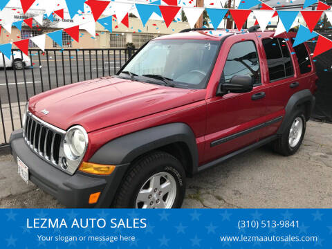 2007 Jeep Liberty for sale at Auto Emporium in Wilmington CA