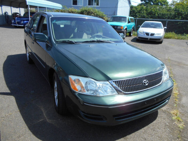 2000 Toyota Avalon for sale at Family Auto Network in Portland OR