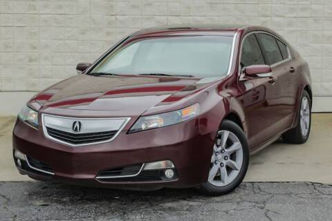2013 Acura TL for sale at Cannon and Graves Auto Sales in Newberry SC