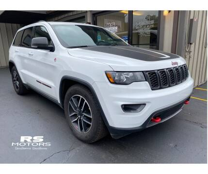 2020 Jeep Grand Cherokee for sale at RS Motors in Falconer NY