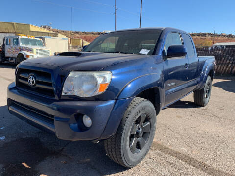 2005 Toyota Tacoma for sale at Car Works in Saint George UT