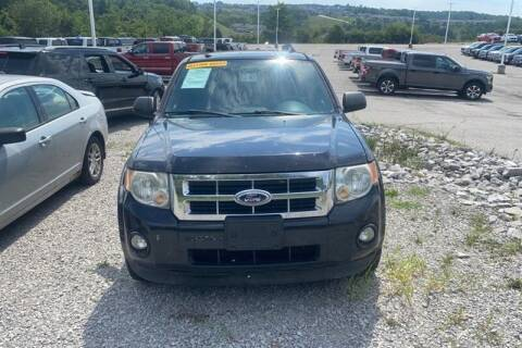 2011 Ford Escape for sale at MICHAEL J'S AUTO SALES in Cleves OH