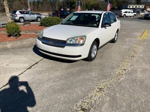 2004 Chevrolet Malibu for sale at Kelly & Kelly Auto Sales in Fayetteville NC