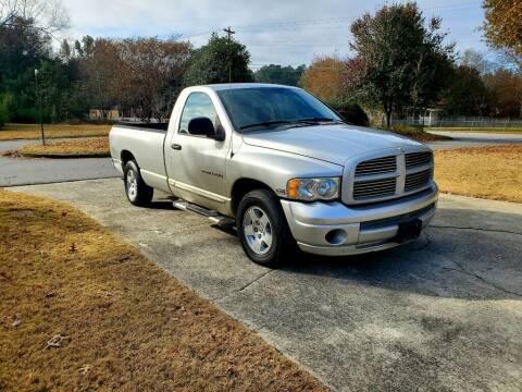 2005 Dodge Ram Pickup 1500 for sale at Paramount Autosport in Kennesaw GA