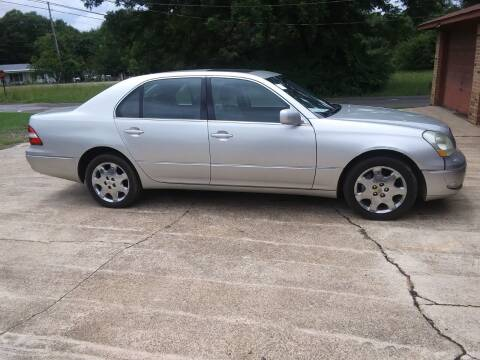 2001 Lexus LS 430 for sale at Westside Auto Sales in New Boston TX