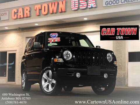 2013 Jeep Patriot for sale at Car Town USA in Attleboro MA