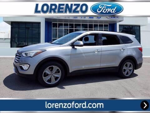 2016 Hyundai Santa Fe for sale at Lorenzo Ford in Homestead FL