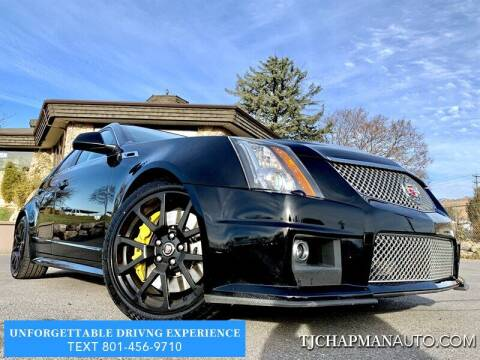 2011 Cadillac CTS-V for sale at TJ Chapman Auto in Salt Lake City UT