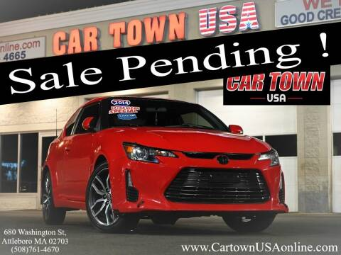 2014 Scion tC for sale at Car Town USA in Attleboro MA