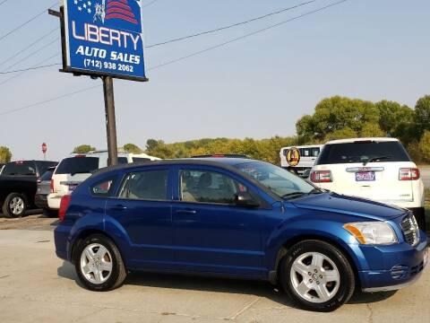 2009 Dodge Caliber for sale at Liberty Auto Sales in Merrill IA