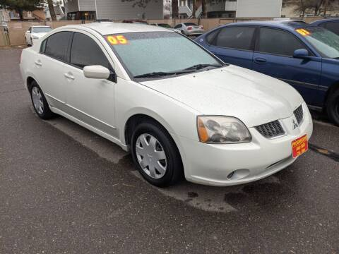 2005 Mitsubishi Galant for sale at Progressive Auto Sales in Twin Falls ID